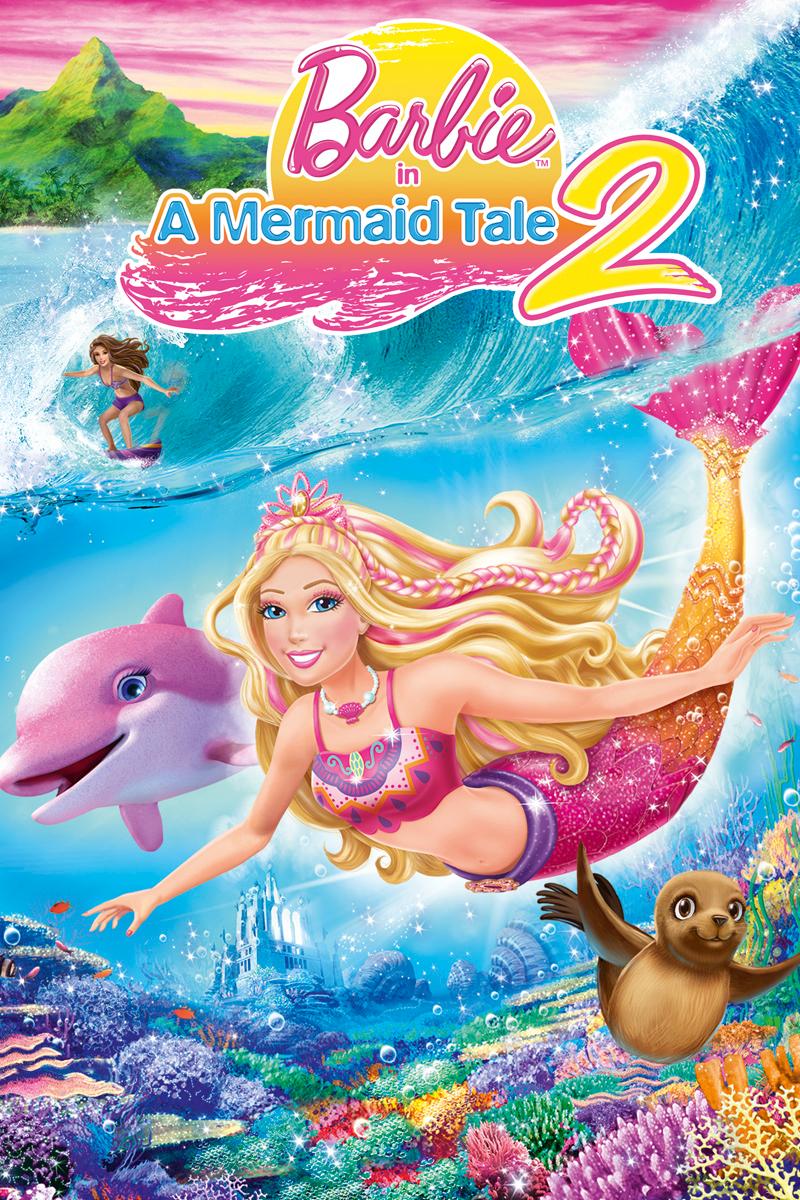 Barbie In A Mermaid Tale 2 Barbie Filmes Barbie Sereia Filmes Da Barbie