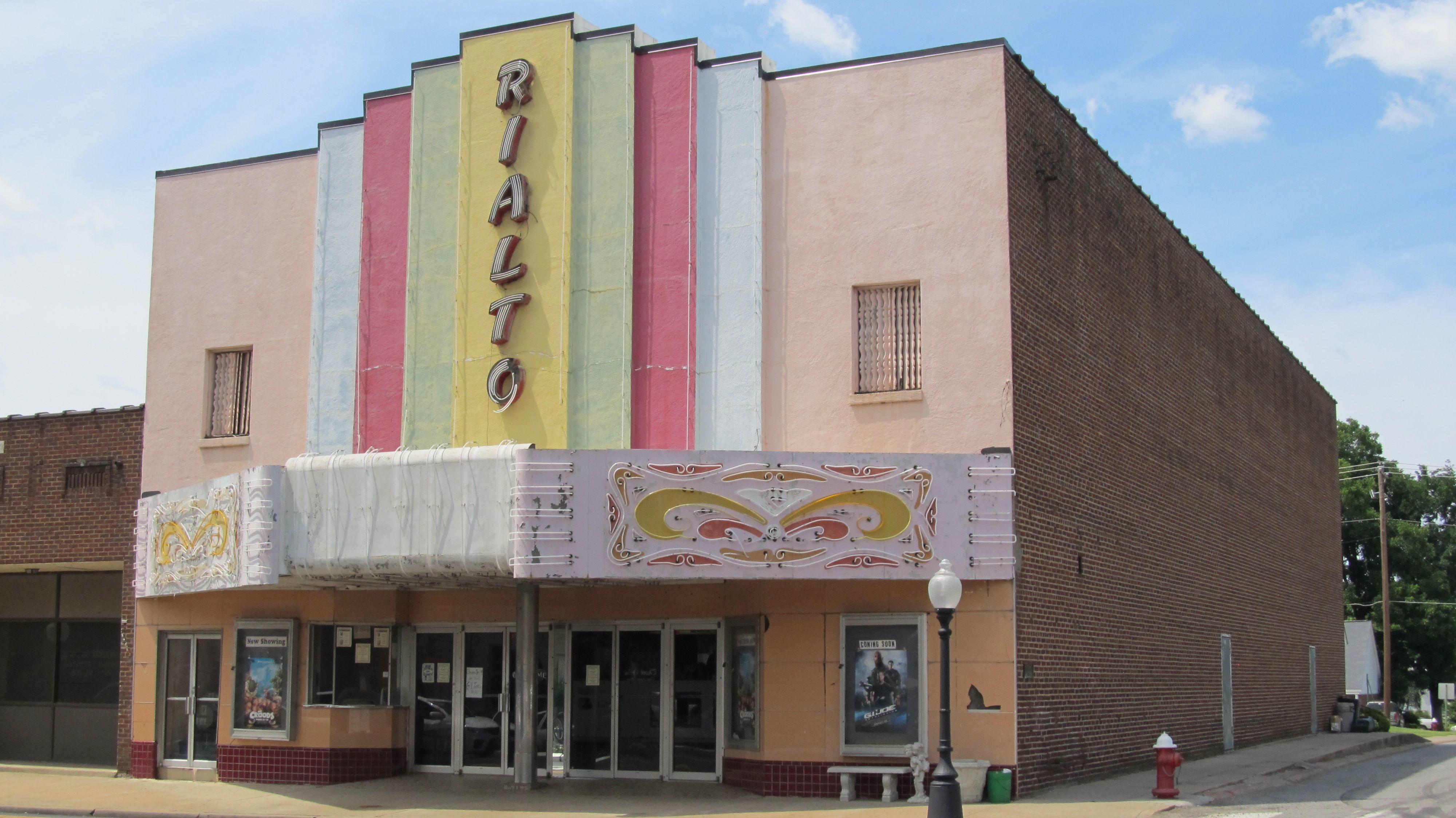 Rialto movie theater in searcy arkansas rialto searcy