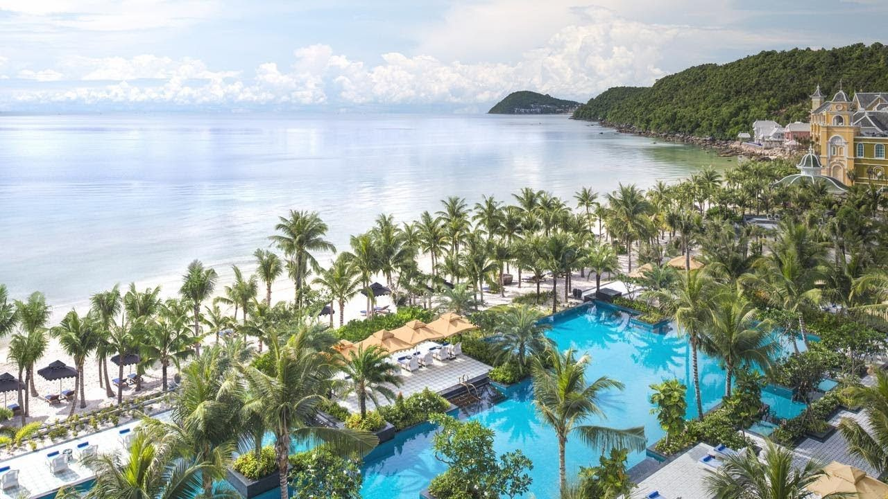 Top 10 5 Star Beachfront Hotels Resorts In Phu Quoc