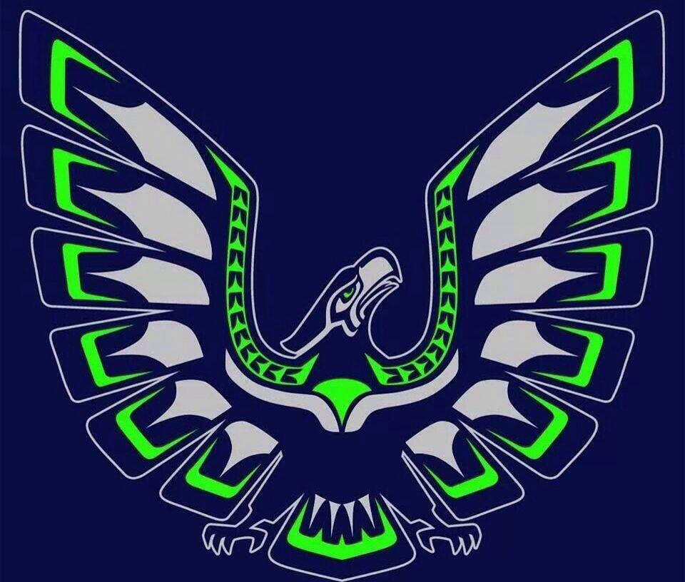 Tribal washington pinterest seahawks and seattle for Native american tattoo artist seattle