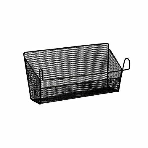 Shelf Baskets Yamix Office Table Dormitory Bedside Hangi Https Www Amazon Com Dp B01n3xvu4h Ref Cm Sw R Pi Hanging Storage Basket Shelves Storage Baskets