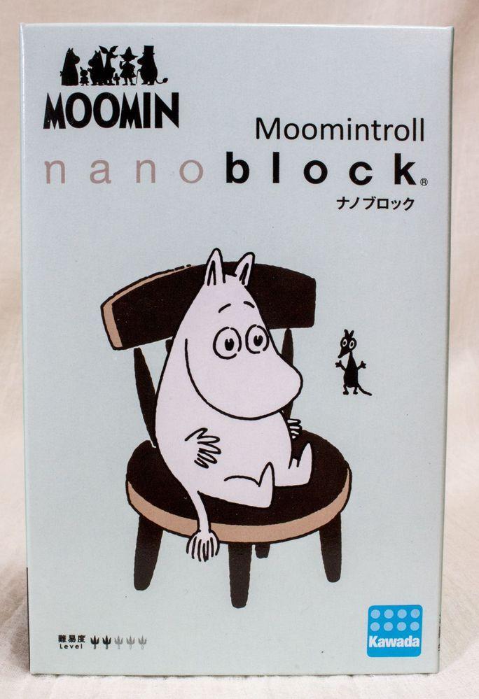 nanoblock Moomin MOM-042 Moominhouse