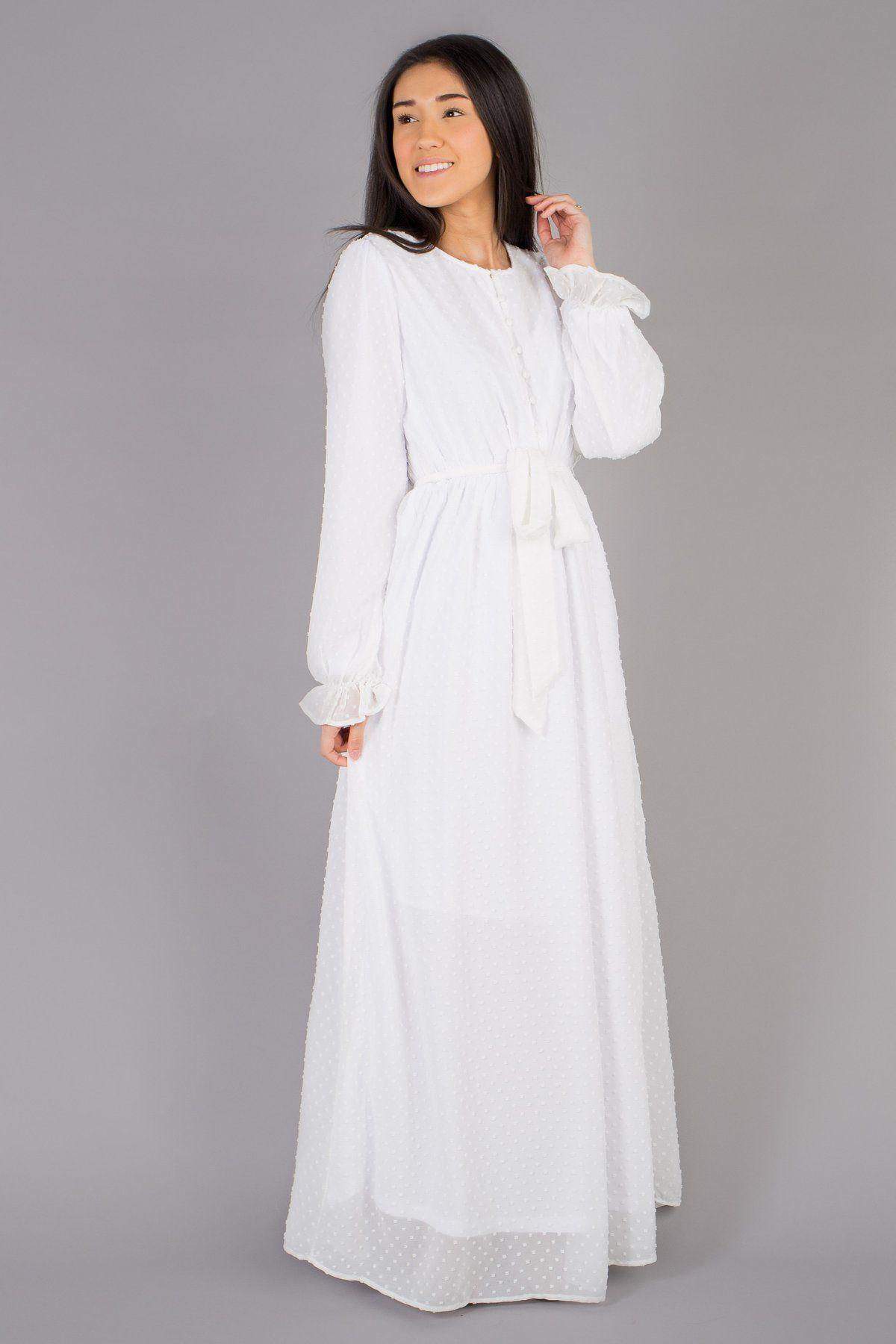 Claudette Swiss Dot Maxi Maxi Dress Maxi Fashion [ 1800 x 1200 Pixel ]
