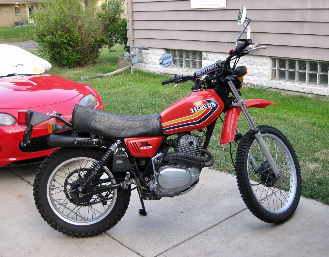 1978 Honda XL250S.  Can't wait for Summer!