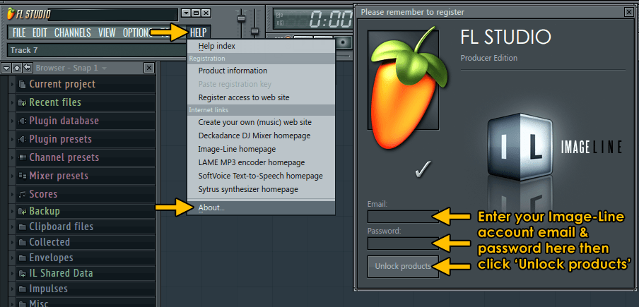 crack fruity loops 11