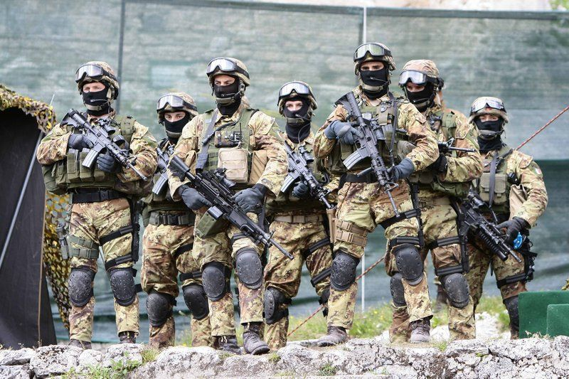 4° Reggimento Alpini Paracadutisti