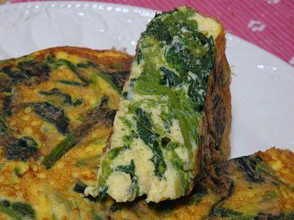 frittata delle ortiche, nettle omelette, traditional food of aosta ... - Ortiche In Cucina