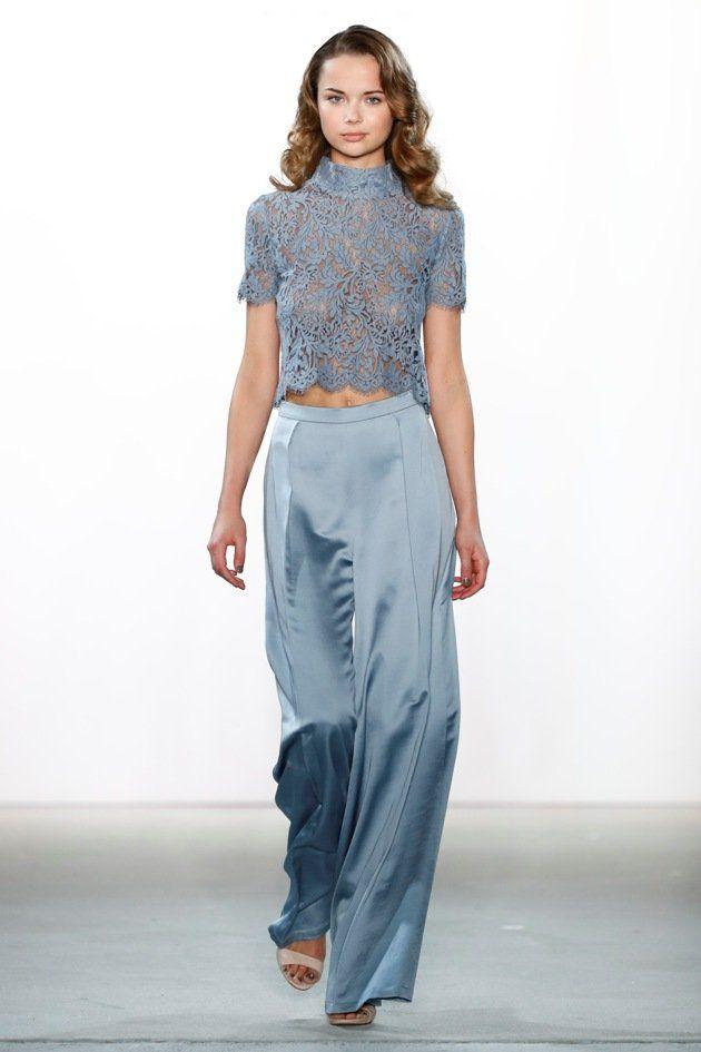 Ewa Herzog Spitze – Mode Winter 2018, Fashion Week Berlin 1-2017   1 ...