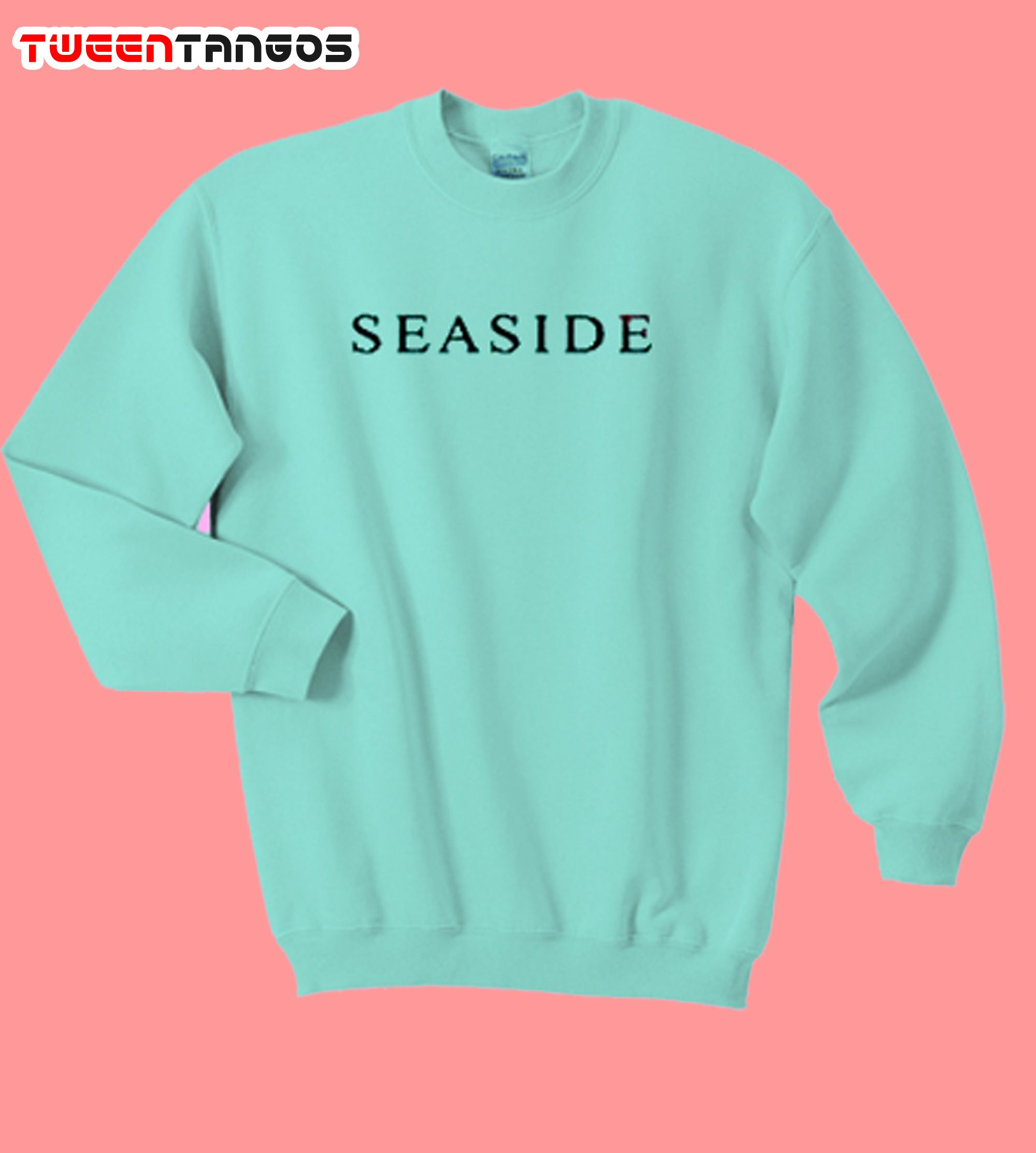 Amazing Good Quality Beautiful And Trusted Seaside Sweatshirt Seaside Sweatshirt Sweatshirts Printed Sweatshirts [ 2226 x 2000 Pixel ]