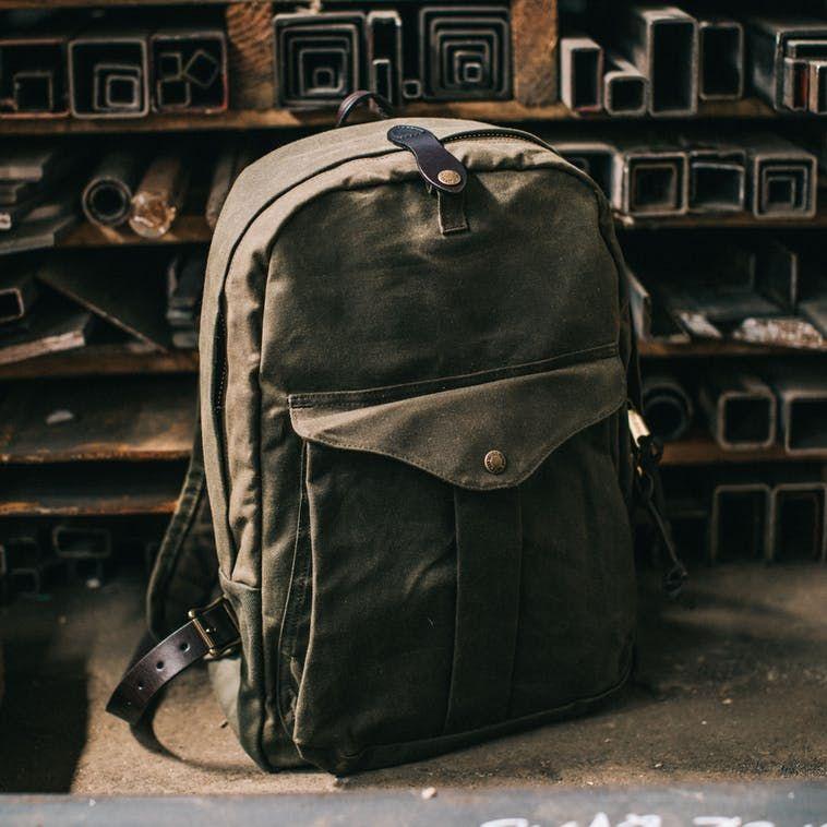Journeyman Backpack In 2020 Filson Bags Backpacks Fun Bags