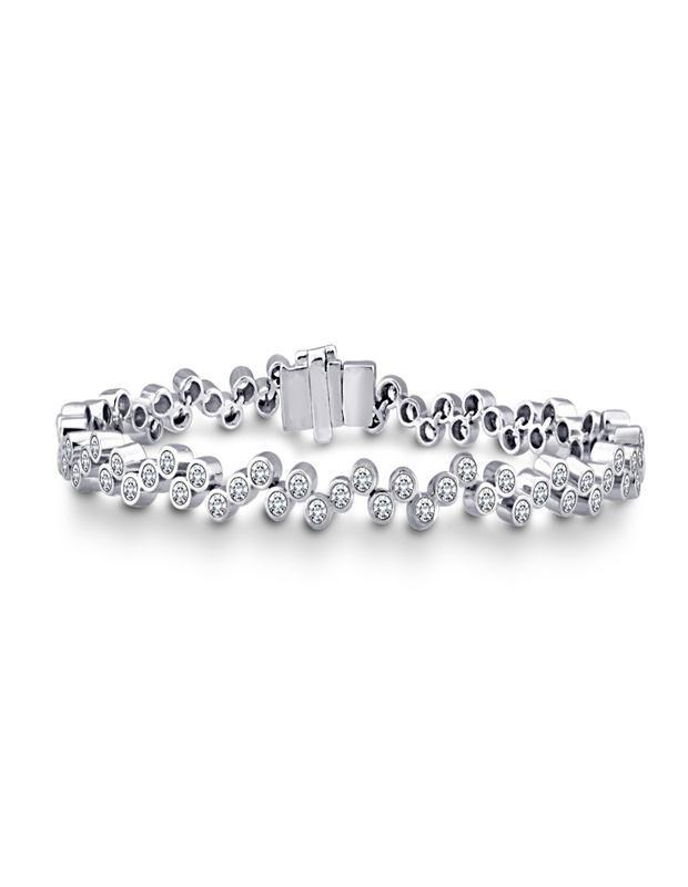 Designer tennis bracelet See More on