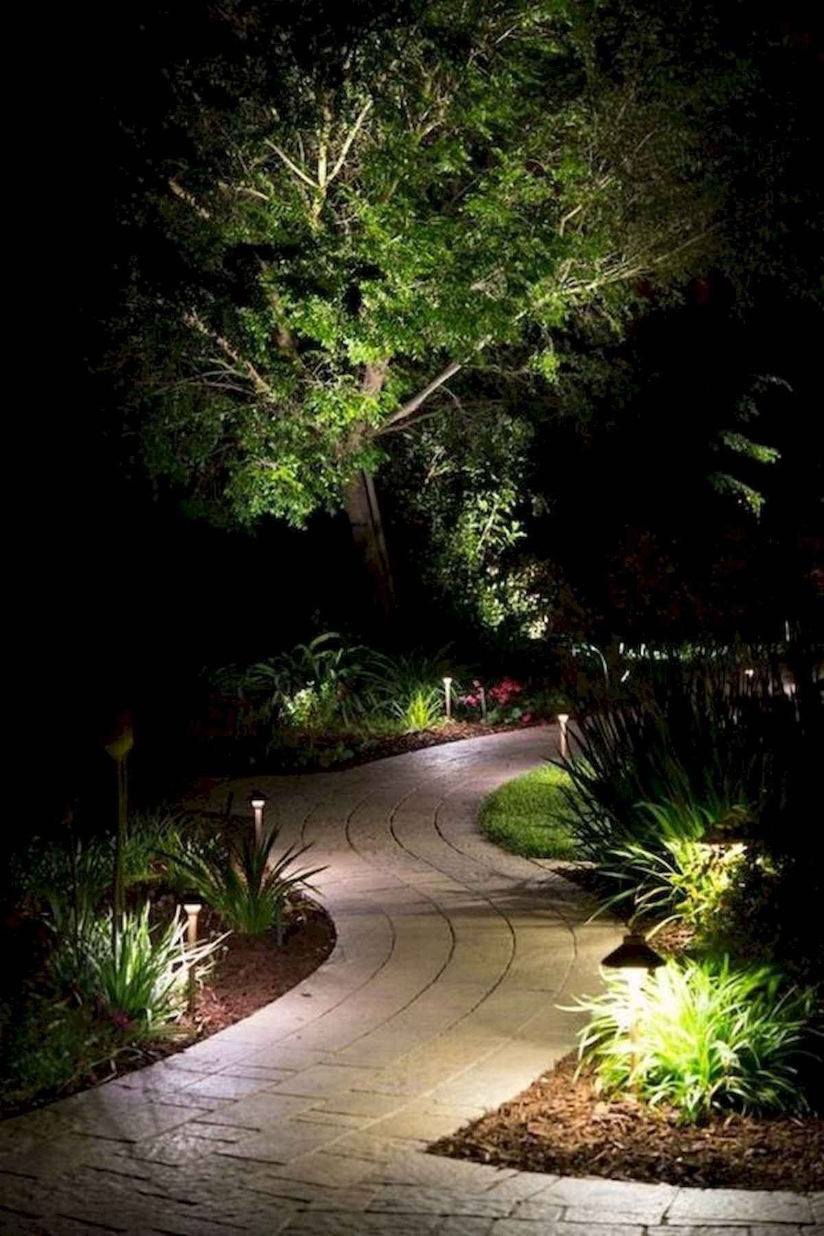 55 Stunning Garden Lighting Design Ideas And Remodel Garden 55 Stunning Garden Lighting Design I 2020 Belysning Tradgard Tradgardsarbete Baksida Landskapsdesign