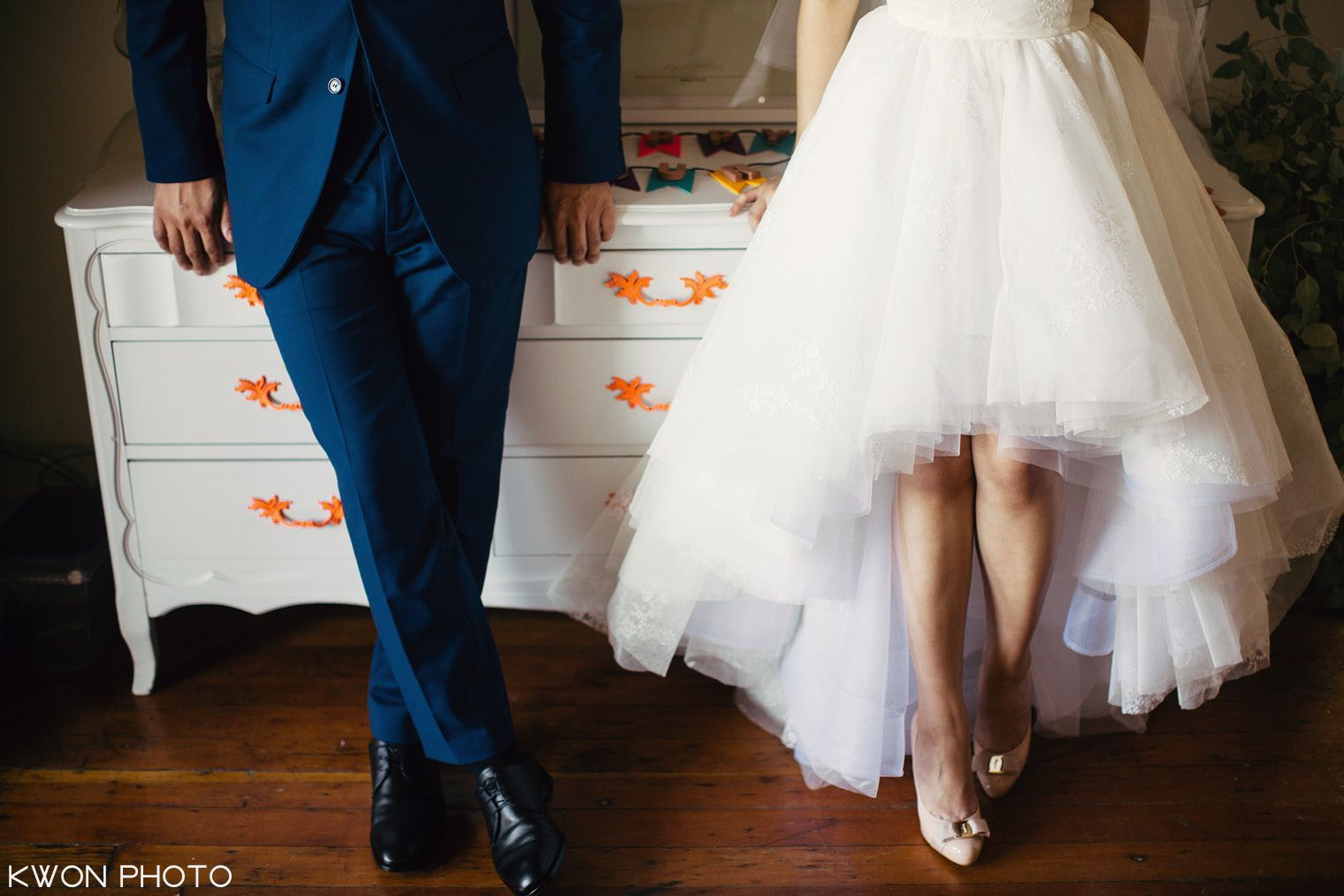 Modern The Unique Space Wedding in Downtown