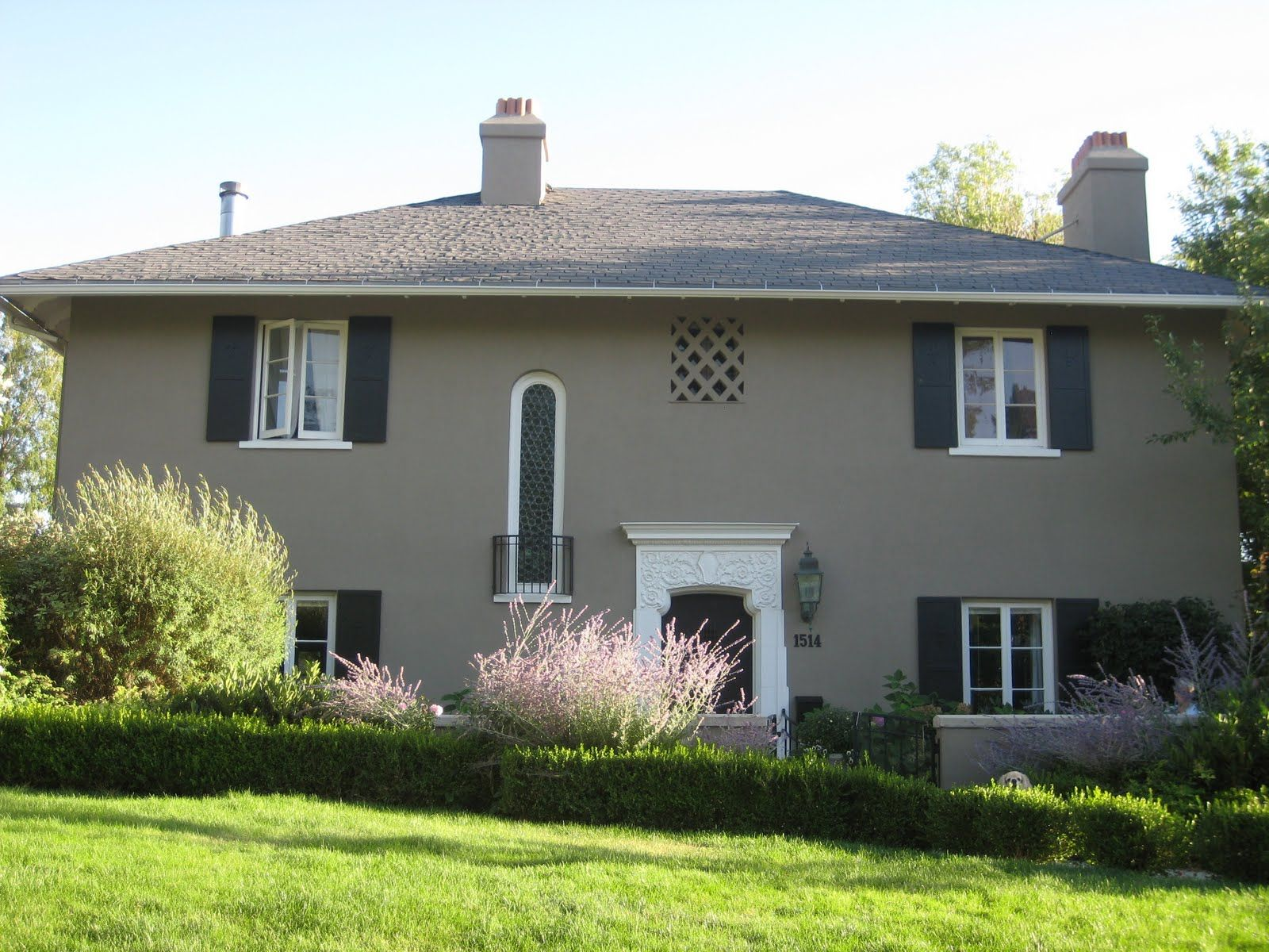 Stucco Exterior House Paint Colors Homes Channel Front