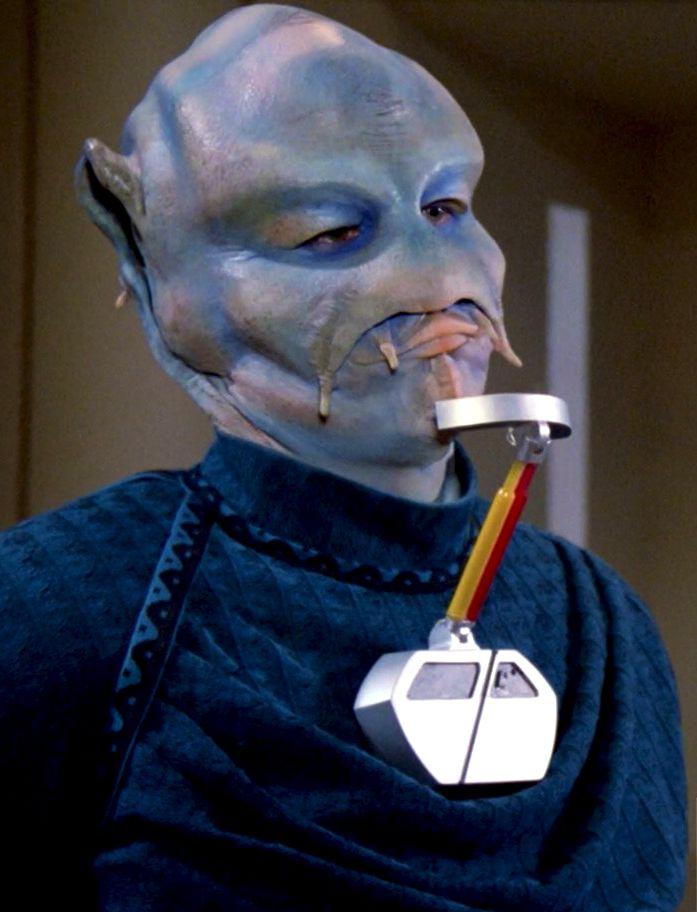 Mordock A Benzite Male 2364 Tng Star Trek Characters Star Trek Tv Star Trek