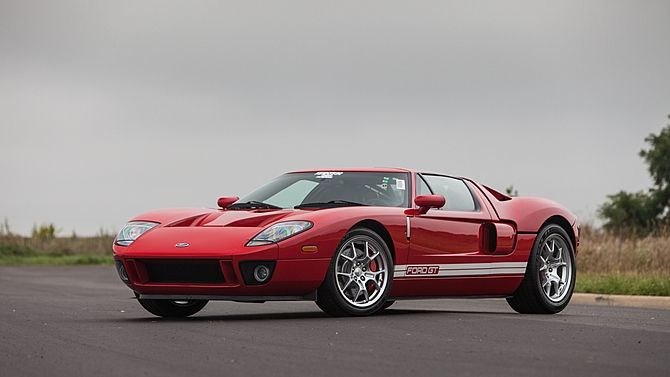 2005 Ford Gt Mecum Auctions Cobra Gt40 Ford Road Racers Ford Gt Ford Gt40 Ford