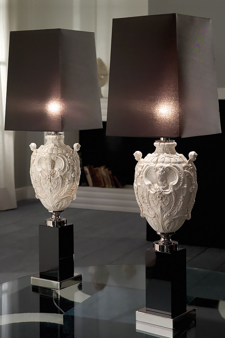 contemporary italian lighting. High End Handcrafted Contemporary Italian Table Lamp Lighting A