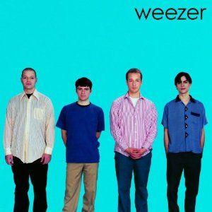 Weezer, a fan since grade school. Love these guys.