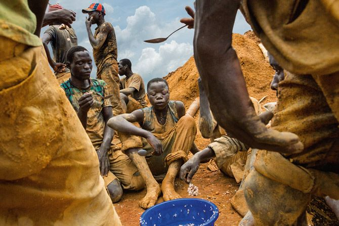 Price of Precious, Marcus Bleasdale.  National Geographic