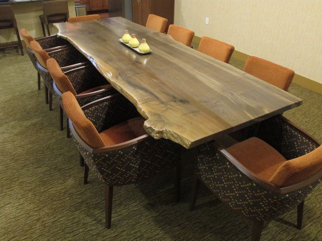 Maple Live Edge Dining Table Inspiration For Your Dining Room Tags: Maple  Live Edge Table, Maple Live Edge Furniture, Maple Live Edge Dining Table,  ...