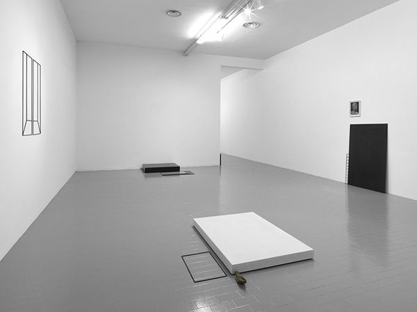 "Haris Epaminonda, ""Vol. XIV"" at Galleria Massimo Minini, Brescia, 2014"