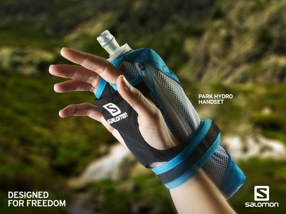 Park Hydro handset. Salomon Accesorios