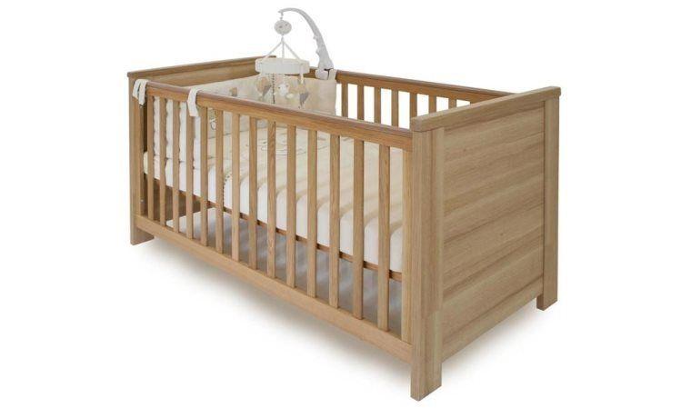 Lit bébé évolutif OAKLAND 140x70 avec sommier | nursery | Pinterest ...