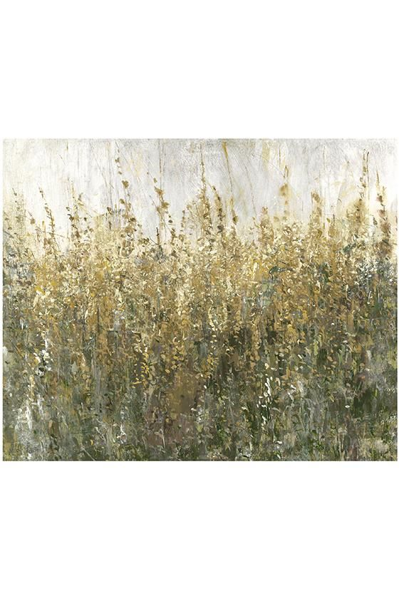Wildflower Patch Ii Canvas Wall Art Home Decorators 1 Of 2 S