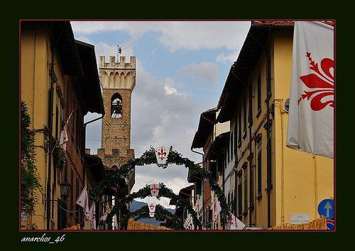 Scarperia - Mugello -Firenze #TuscanyAgriturismoGiratola
