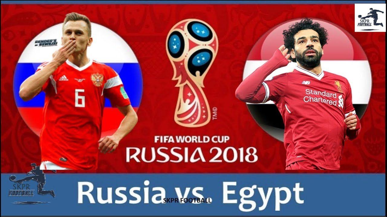 Egypt vs Russia win Probability Russia VS Egypt