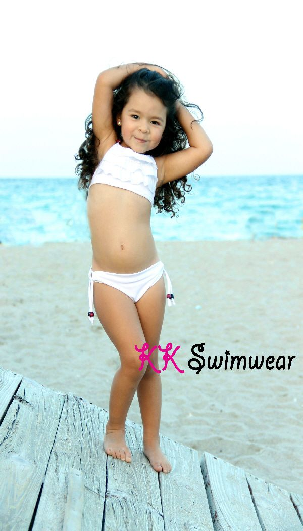 Fashion Bathing suits for little girls