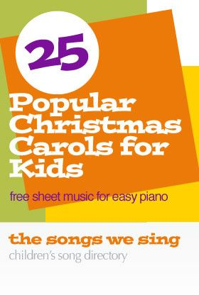 looking for a few christmas songs to for your kids to play this christmas heres a list of some of the most popular carols most of these songs will be - Classic Christmas Songs List
