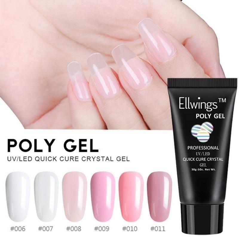 POLYGEL NAIL EXTENSION KIT stallberry Polygel nails