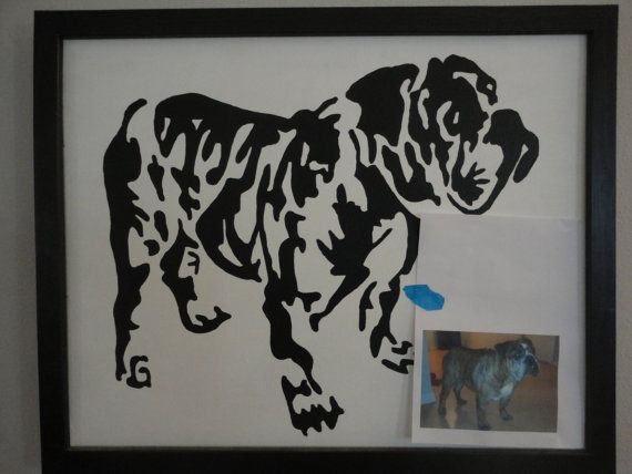 Personalized Pet Pop Art Portrait by ITSASMALLWORLDINDEED on Etsy, $100.00