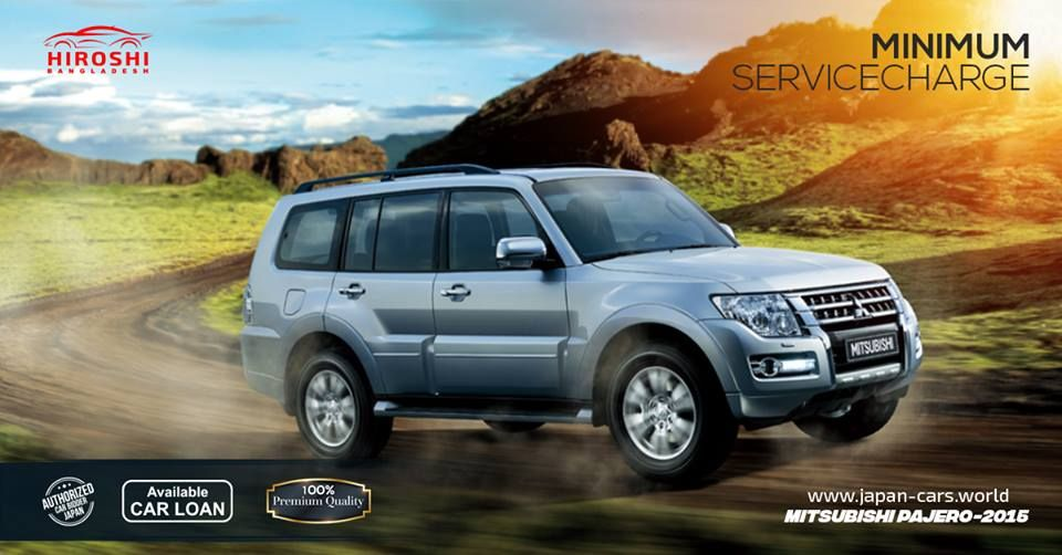 The Mitsubishi Pajero Has A 3 2 Litre Common Rail Direct