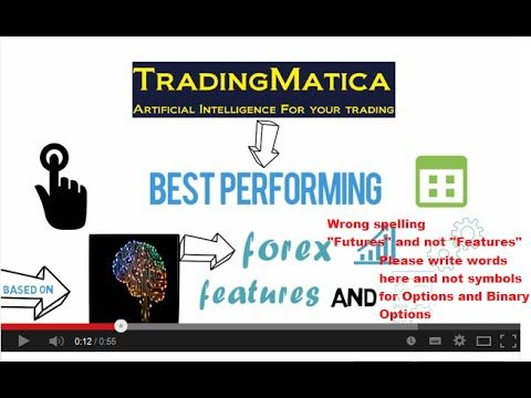 Tradingmatica Net Add Artificial Intelligence To Your Trading