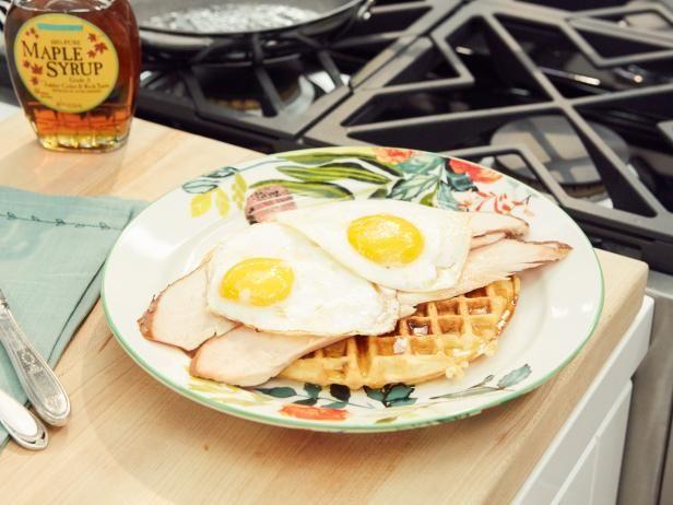 Savory waffles recipe savory waffles waffle recipes and waffles forumfinder Gallery