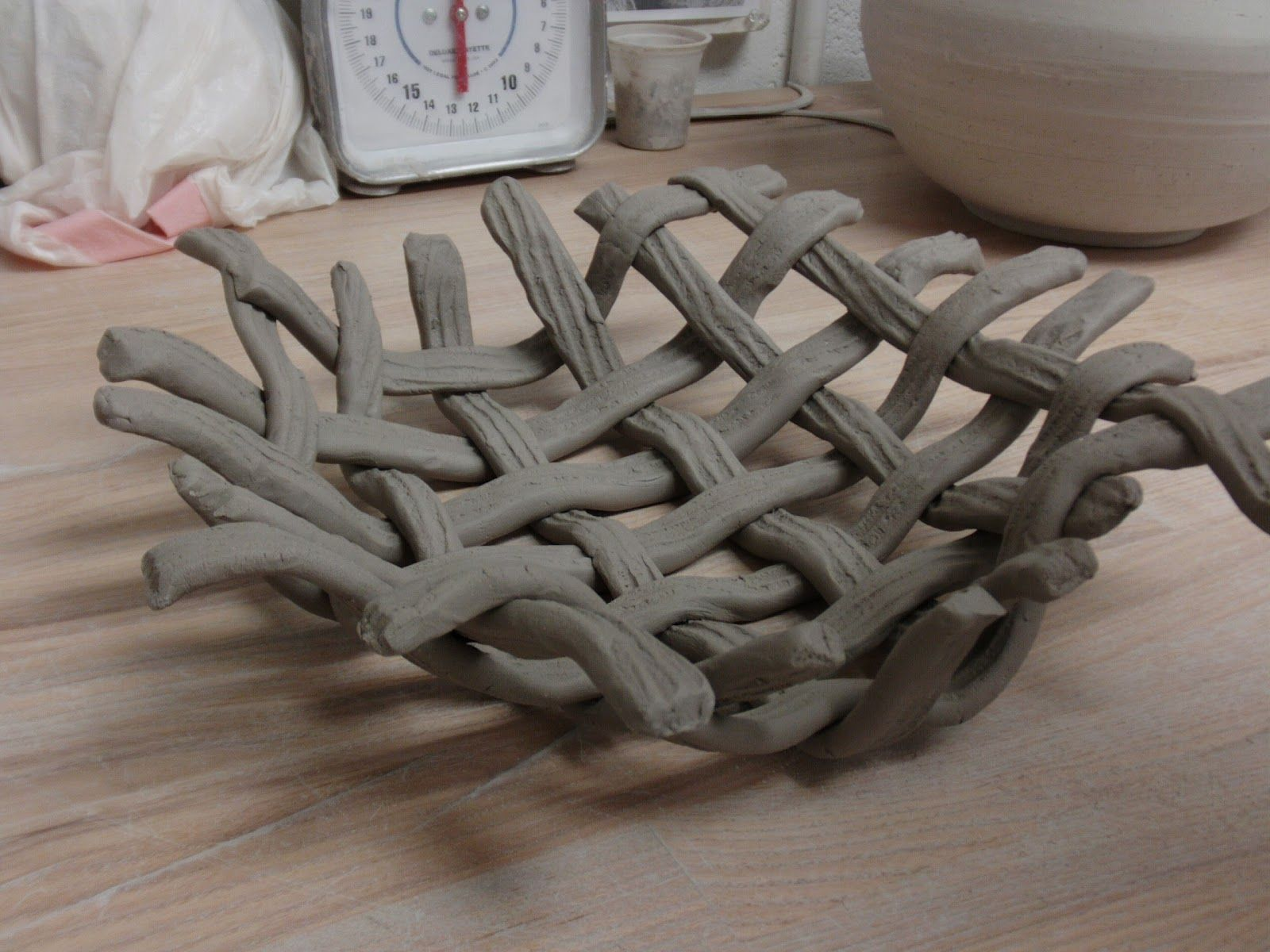 clay weaving - Google Search