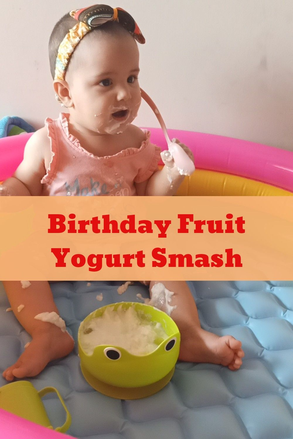 First birthday smash ideas in 2020 | Baby led weaning ...