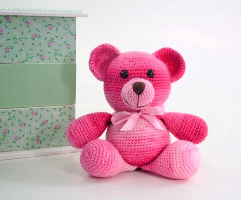 Como Fazer Amigurumi Urso - Receitas Amigurumi - (INICIANTES ...   660x795