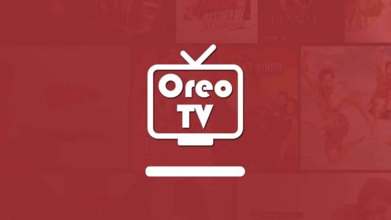 This image shows a TV which is an oreo TV for free.
