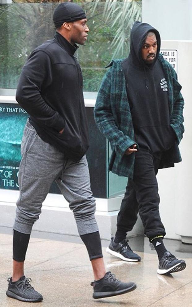 Kanye Adidas Boost