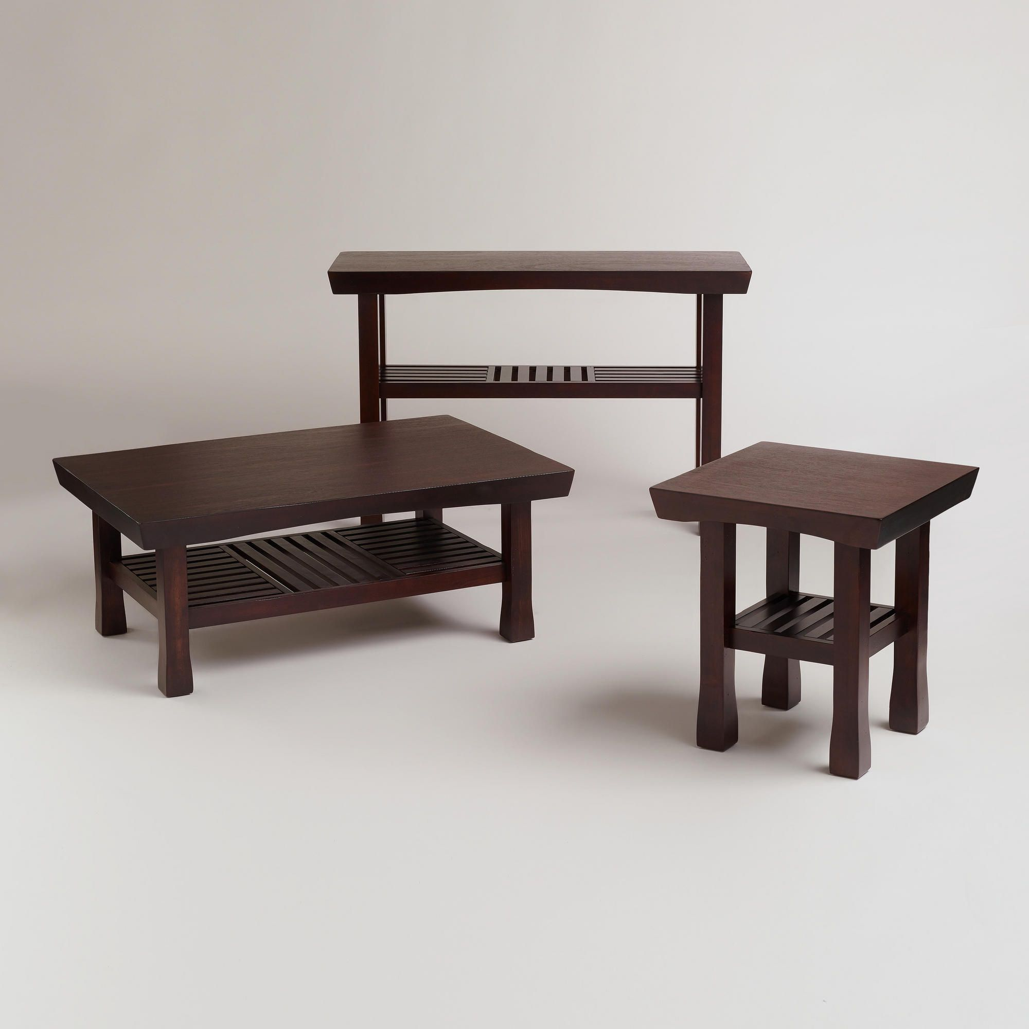 Coffee Tables And Accent Living Room Furniture Worldmarket