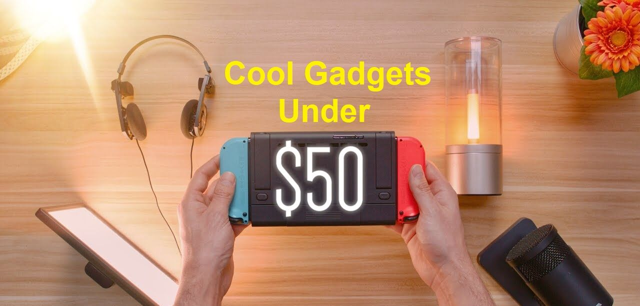 10 Cool Gadgets Under 50 Musthave Tech Gifts