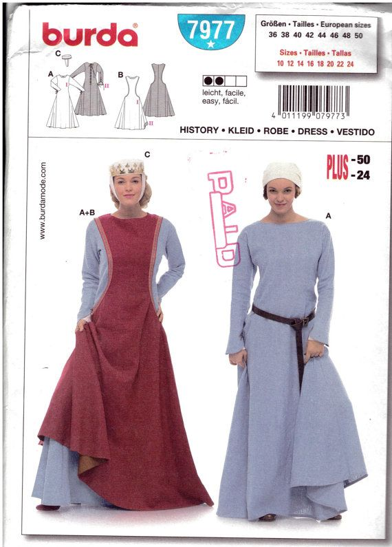 Custom made Kirtle and Sideless Surcoat | Amtgard Ideas