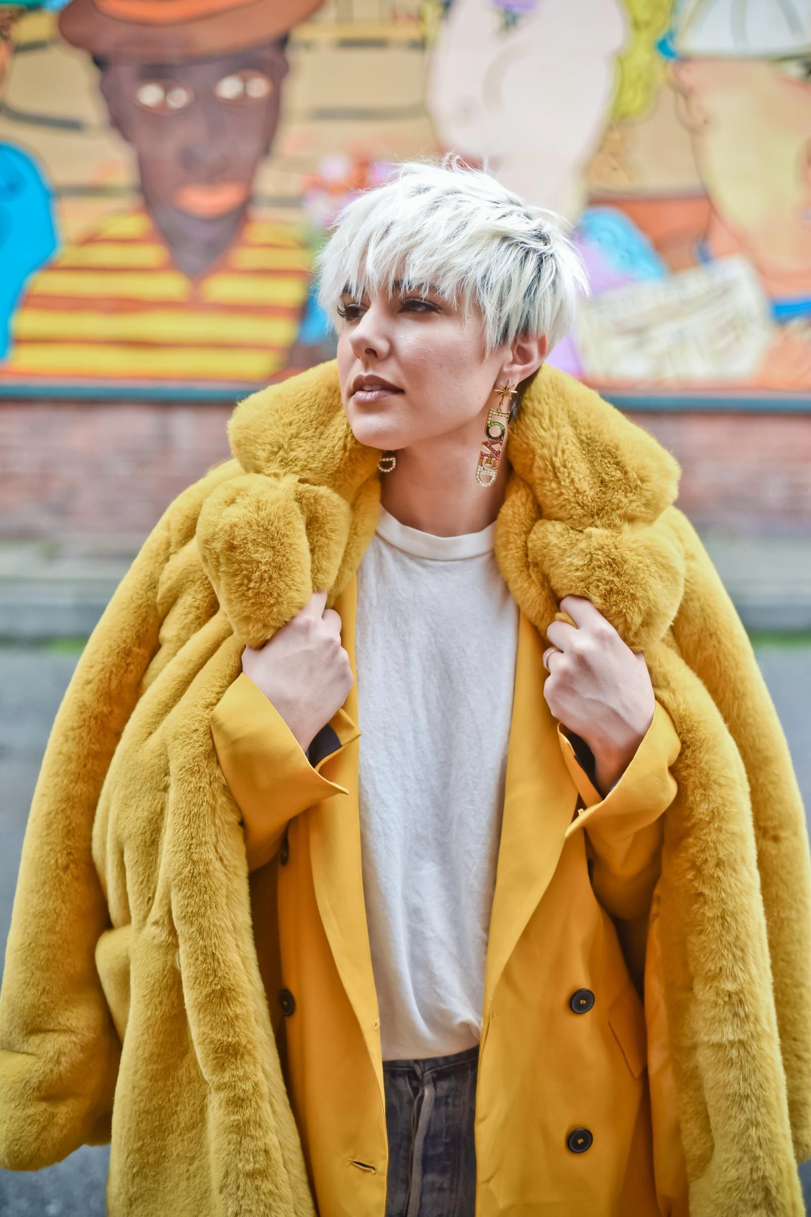 Yellow: The Color of Spring 2018- BloggerNotBillionaire