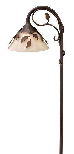 Hinkley Lighting 1508cb Solid Brass Ivy Path Light 18 Watt T5 Wedge Base Light Bulb Copper Bronze By Hinkley 132 61 Path Lights Lighting
