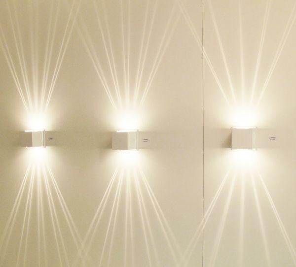 Moderne wandlampen wandleuchte modern wohnen pinterest beleuchtung lampen und indirekte - Wandleuchte treppenaufgang ...