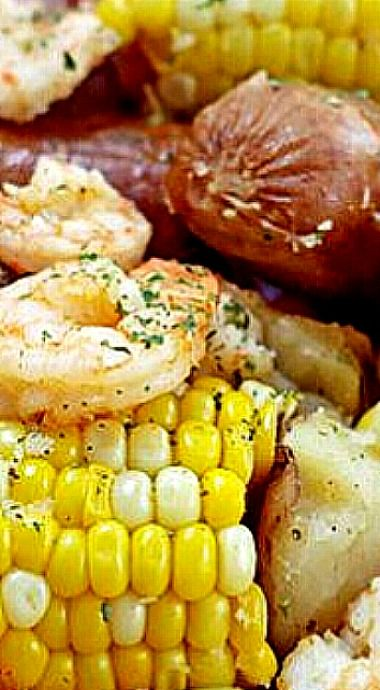 Easy Seafood Boil - Spoonful of Easy