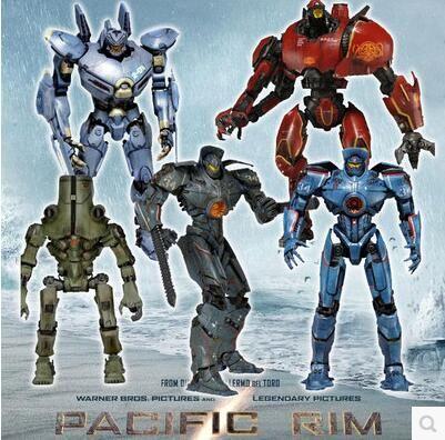 Pacific Rim Uprising Striker Eureka Alpha Tango Gipsy Danger Action Figures Toy